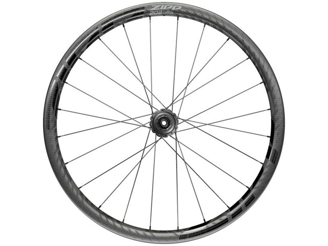"Zipp 202 NSW Rear Wheel 28"" 12x142mm Disc CL Tubeless Shimano black"